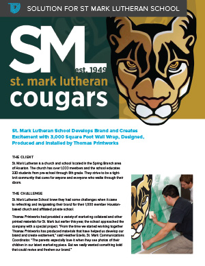 St. Mark Lutheran School Case Study
