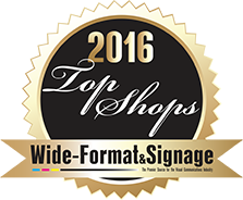 Top Shops by Wide Format Imaging
